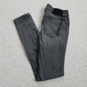 Genetic Denim Jeans Women's 25 The James Gray